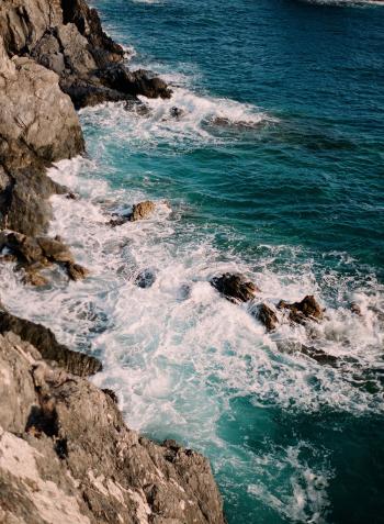 Italian Riviera Coast