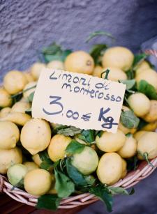 Lemons of Monterosso