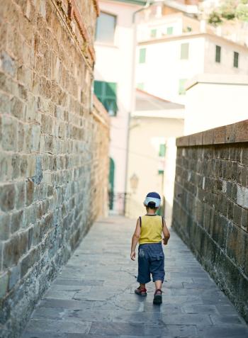 Ligurian Boy