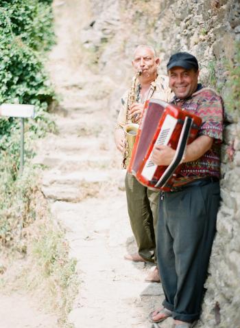 Ligurian Musicians