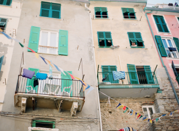 Manarola Windows