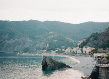 Monterosso at Dusk