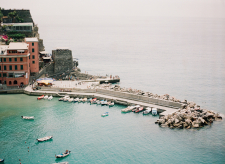 Vernazza Harbour