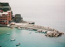 Vernazza Harbour