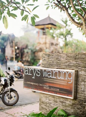 Ary's Warung Ubud Bali