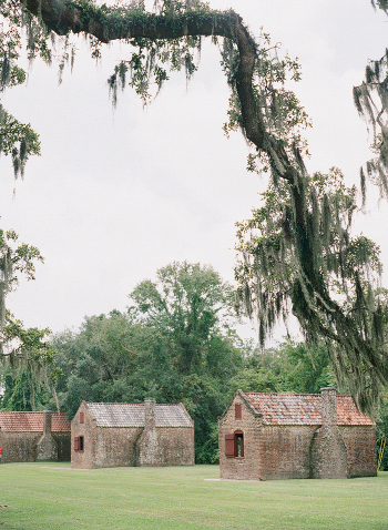 Slave Quarters at Boone Hall