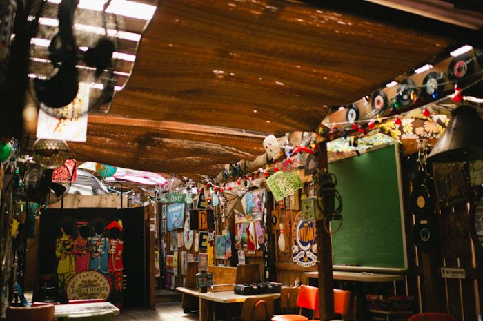 Spindle City Cafe Menu