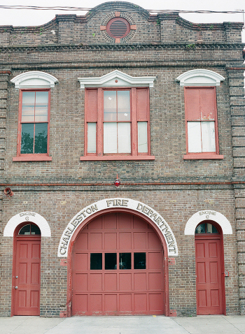Historic Fire Station #6