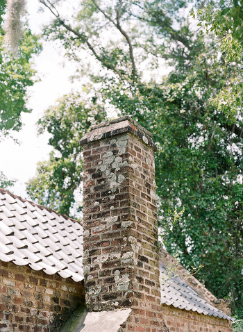 Chimney on Slave Quarters