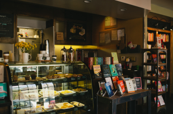 Church Street Coffee & Books Birmingham