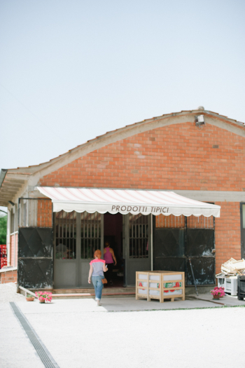 Cortona Grocery Store