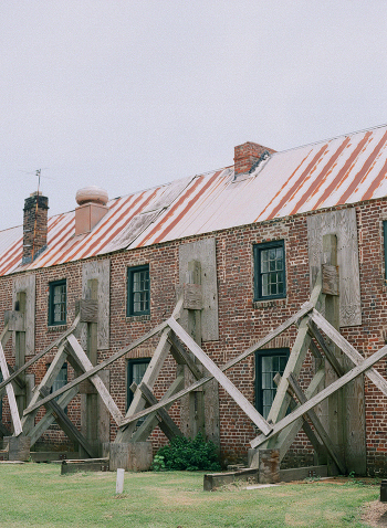 Gin House at Boone Hall