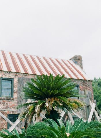 Boone Hall Plantation Gin House