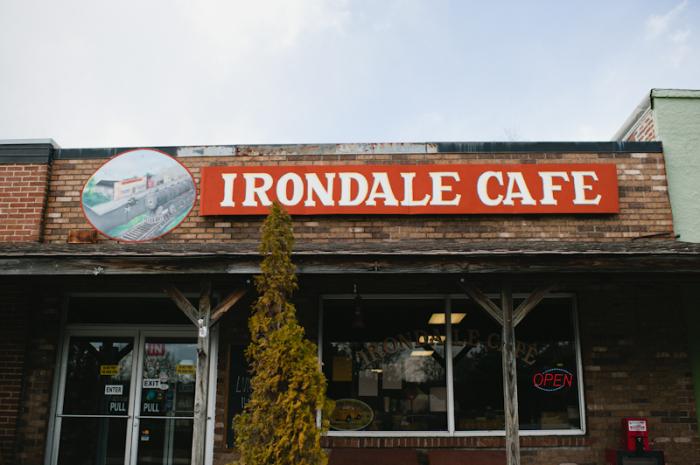 Irondale Cafe Birmingham
