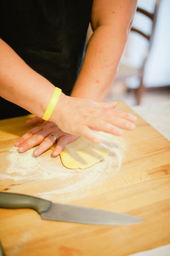 Learning to Make Pasta from Scratch