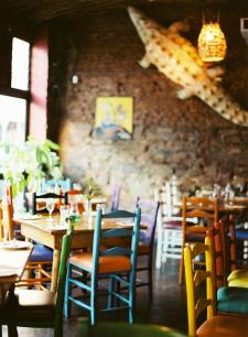 Mama Africa's Restaurant Cape Town