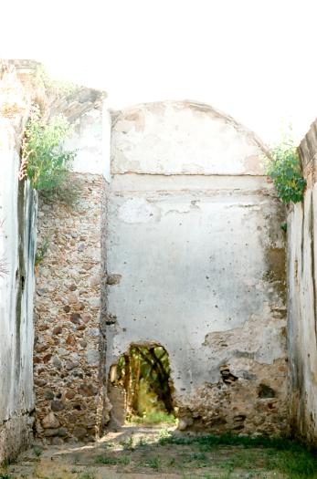 Ruins of a Church in Hidalgo