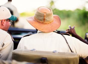 Safari at Kapama Game Reserve