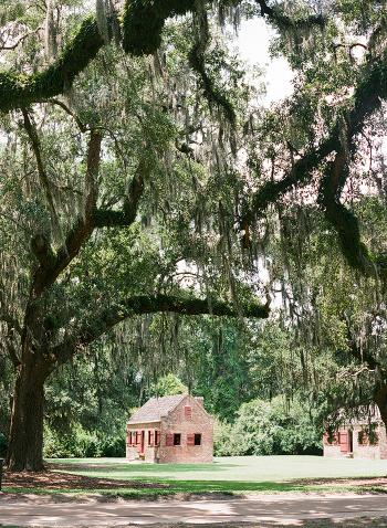 Slave Quarters at Boone Hall Plantation