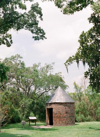 Boone Hall Plantation Smokehouse