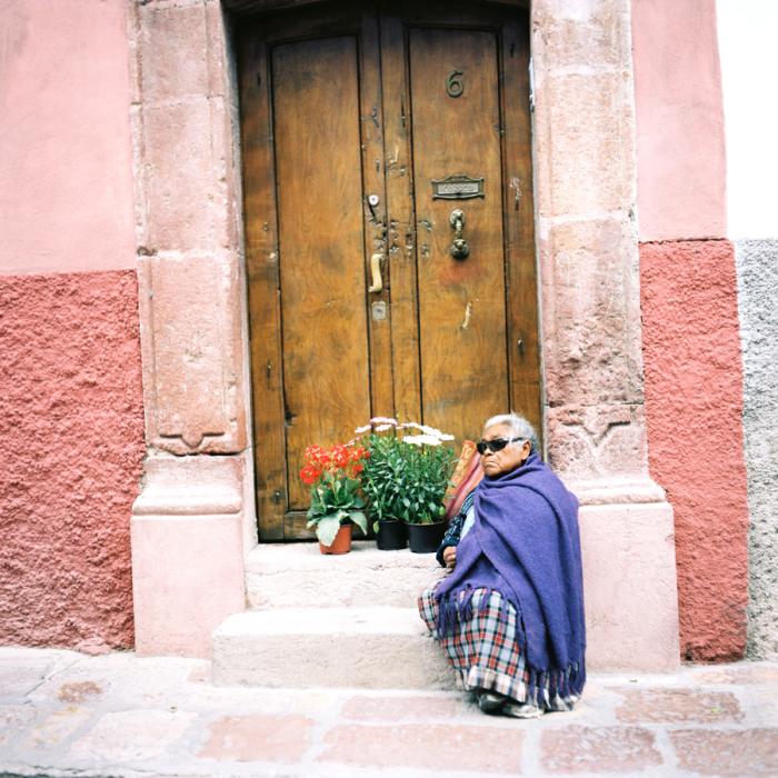 Street Life in San Miguel de Allende Mexico