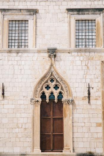 Architecture Dubrovnik