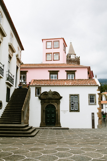 Building in Madeira