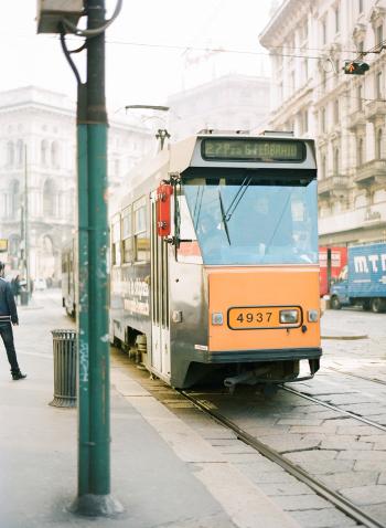 Cable Tram Milan