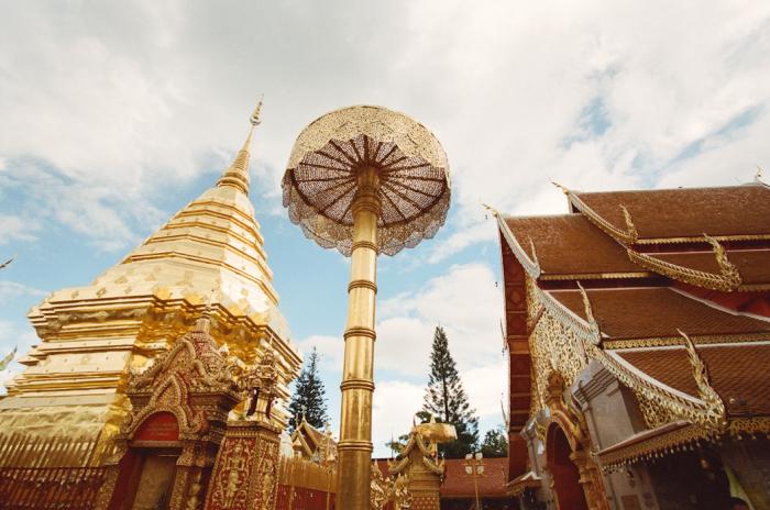Doi Suthep Temple