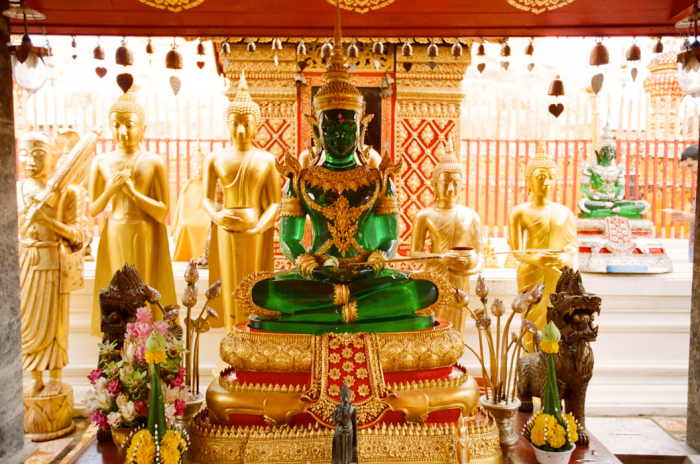 Emerald Buddha Doi Suthep
