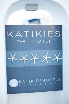 Katikies Hotel Santorini