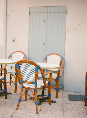 Lourmarin Cafe