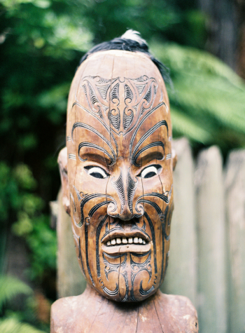 Maori Tribal Sculpture