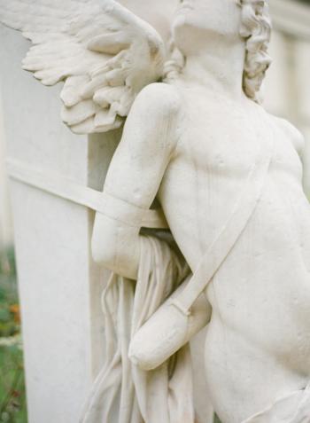Marble Statue Paris