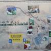Mutianyu Great Wall Map