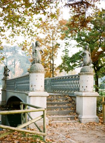 Parco Sempione Bridge
