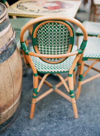 Paris Cafe Chair