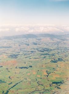 Rotorua from Above