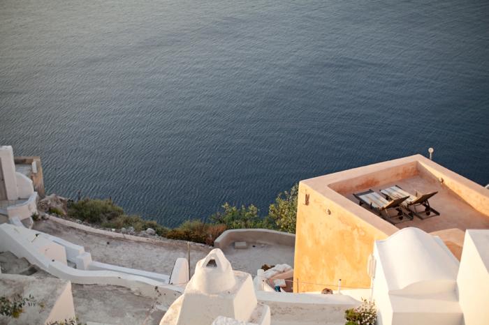 Santorini Water