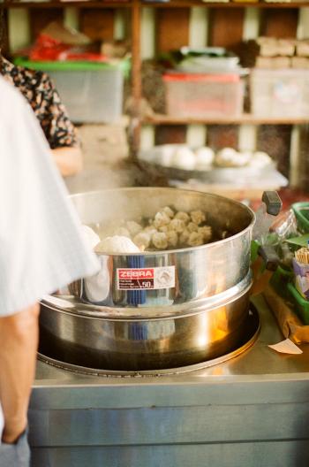 Sarabao Steamed Buns Chiang Mai