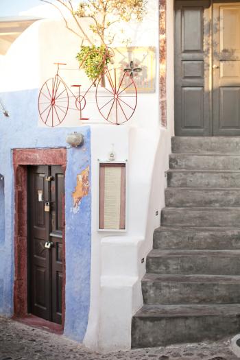 Scenes from Santorini