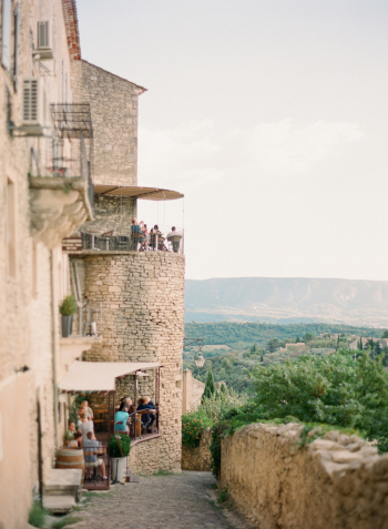 Cliffside Village of Gordes