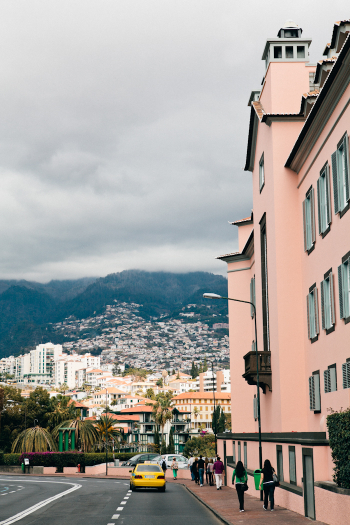 Walk into Town of Madeira-0035