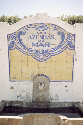 Azenhas do Mar Fountain