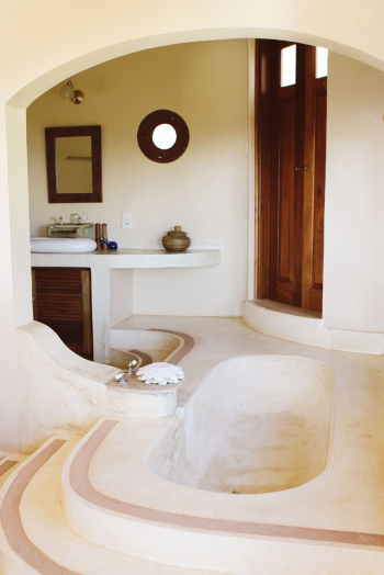 Bath at Ol Lentille