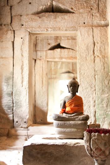 Buddha Angkor