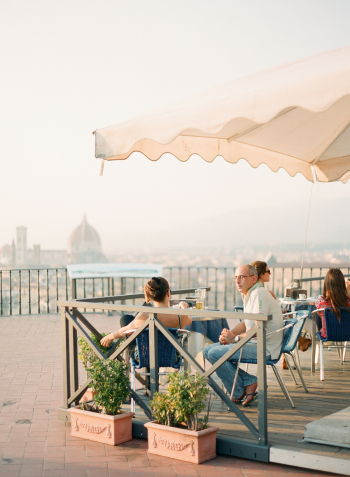 Cafe in Florence