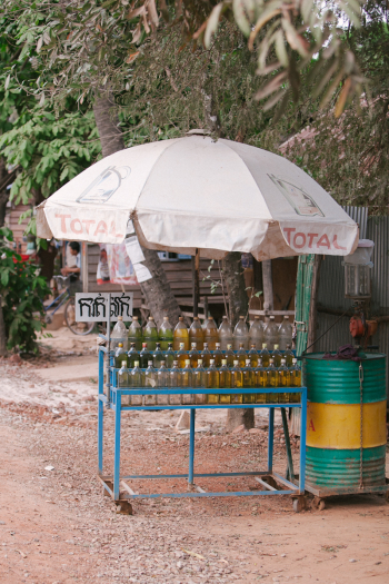 Cambodia Drink Stand