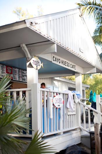 Cayo Hueso Restaurant Zachary Beach