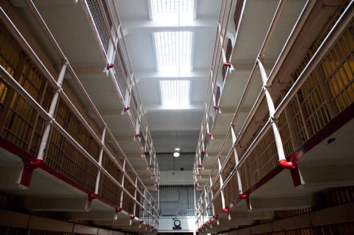 Cells in Alcatraz